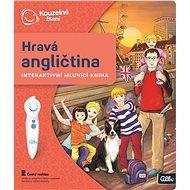 Kouzelné čtení - Hravá angličtina - Kniha pro děti