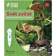 Kouzelné čtení - Svět zvířat - Kniha pro děti