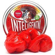 Inteligentní plastelína - Červená (základní) - Modelovací hmota