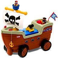 Little Tikes Odrážedlo - Pirátská loď - Odrážedlo