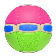 Phlat Ball junior svítící růžovo-zelený - Házedlo