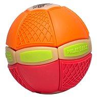 Phlat Ball junior svítící oranžovo-červený - Házedlo