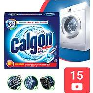 Změkčovač vody CALGON Tabs 15 ks - Změkčovač vody