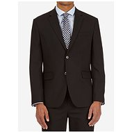 BURTON MENSWEAR LONDON Black tailored fit jacket - Jacket