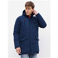 ZOOT Dark Blue Men's Winter Parka - Jacket