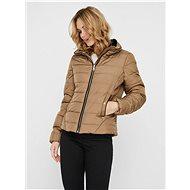 VERO MODA Beige quilted winter jacket Clarisa - Jacket