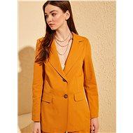 TRENDYOL Jacket, Orange - Jacket