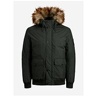 JACK & JONES Khaki Winter Jacket Sky - Jacket