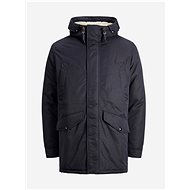 JACK & JONES Dark Blue Winter Parka Ewetland - Jacket