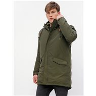 ZOOT Khaki Men's Winter Parka - Jacket