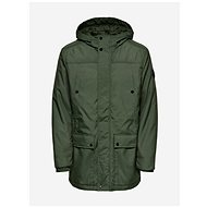 ONLY & SONS Green Winter Parka Peter - Jacket