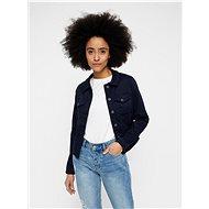 VERO MODA Dark blue denim jacket - Jacket