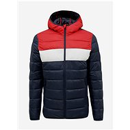 JACK & JONES Dark blue quilted jacket Emagic - Jacket