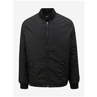 BURTON MENSWEAR LONDON Black winter bomber - Jacket