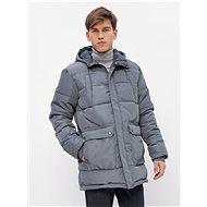 ZOOT Grey Men's Quilted Winter Jacket - Jacket