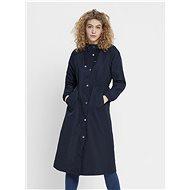 JACQUELINE DE YONG Tmavě modrý kabát Phoebe - Bunda