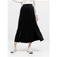 VILLA Black maxi skirt Suvita - Skirt