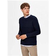 SELECTED HOMME Dark Blue Sweater - Jumper