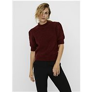 VERO MODA Wine sweater top Diana - Jumper