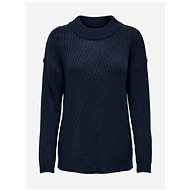 JACQUELINE DE YONG Dark blue Zofra sweater - Jumper