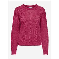 ONLY Dark pink Rosie sweater - Jumper