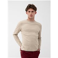 SELECTED HOMME Beige basic sweater Stoke - Jumper