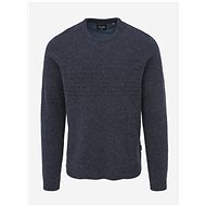 ONLY & SONS Dark blue wool sweater Howard - Jumper