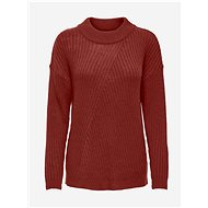 JACQUELINE DE YONG Brown sweater Zofra - Jumper