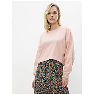 NOISY MAY Pink short Pumba sweatshirt - Sweatshirt