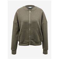 ONLY Khaki sweatshirt bomber Star - Jumper