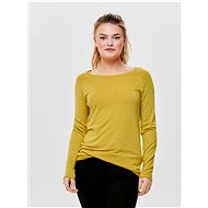 ONLY Žlutý lehký basic svetr Mila  - Svetr