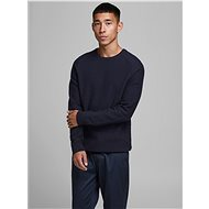 JACK & JONES Dark blue Prblaadam sweater - Jumper