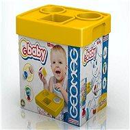 Geomag - Baby Bucket - Magnetická stavebnice