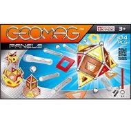 Geomag - Kids Panels 104 dílků - Magnetická stavebnice