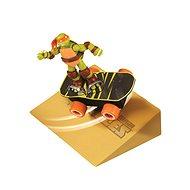 Želvy Ninja - Skateboard - Figurka