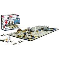 4D City - Londýn - Puzzle