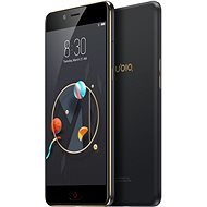 Nubia N2 4GB Black/Gold - Mobilní telefon