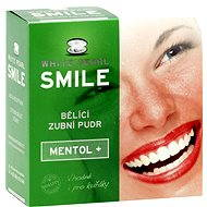 WHITE PEARL Smile Mentol+ 30 g - Bělič zubů
