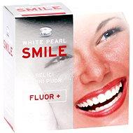 WHITE PEARL Smile Fluor+ 30 g - Bělič zubů