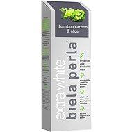 BIELA PERLA Extra White Bamboo Carbon a Aloe 75 ml - Zubní pasta