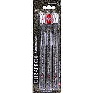 CURAPROX CS 5460 Ultra Soft Třpytivá Edice 3 ks - Zubní kartáček