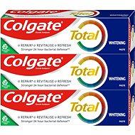 COLGATE Total Whitening 3× 75 ml - Zubní pasta