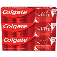 COLGATE Max White One 3× 75 ml - Zubní pasta