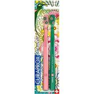 CURAPROX CS 5460 Ultra Soft, DUO Letní edice, 2 ks v balení - Zubní kartáček