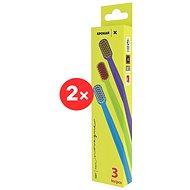 SPOKAR 3429 X Soft  2× 3 pack - Zubní kartáček