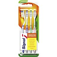 SIGNAL Anti-Plaque quadropack - Zubní kartáček