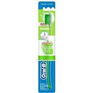 ORAL-B UltraThin Green Tea Extra Soft - Kartáček na zuby