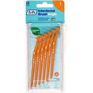 TEPE Angle 0,45 mm oranžový 6 ks - Mezizubní kartáček