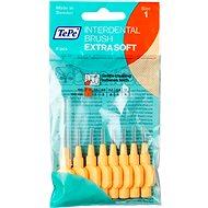 TEPE Extra Soft 0,45 mm oranžový 8 ks - Mezizubní kartáček