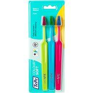 TEPE Colour Soft 3-pack - Zubní kartáček